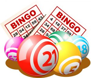 BINGO vrijdag de 13e april in de kantine !!