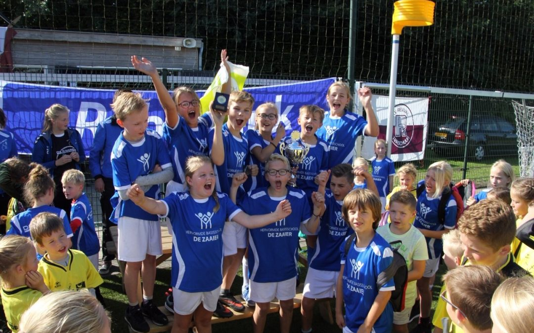 Rabobank Schoolkorfbal Revival succesvol verlopen