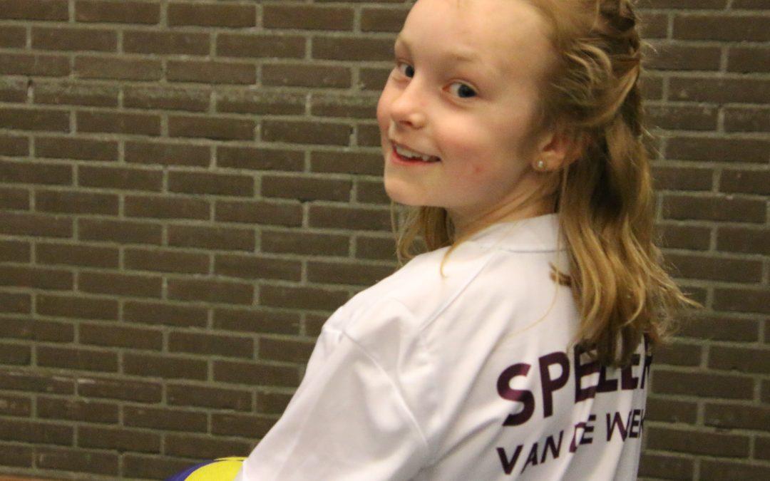 Speler van de Week: Maud van Moolenbroek